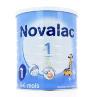 NOVALAC 1 Lait en poudre 1er âge B/800g à RUMILLY