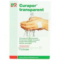 Velpeau Curapor transparent 8x10cm à RUMILLY
