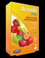 Orthonat Acerola 1000 30 gélules à RUMILLY