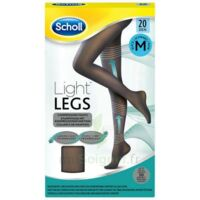 Scholl Light Legs™ Collants 20D Noir M à RUMILLY