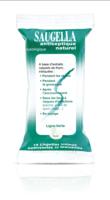 Saugella Antiseptique Lingette Hygiène Intime Paquet/15 à RUMILLY