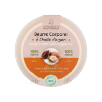 Beurre corporel Argan bio 120ml à RUMILLY