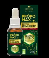Lehning Propomax Immunité Propolis verte Bio Extrait Sans alcool Fl/30ml à RUMILLY