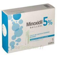 MINOXIDIL BAILLEUL 5 % Solution pour application cutanée 3 Fl/60ml à RUMILLY
