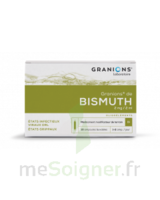 GRANIONS DE BISMUTH 2 mg/2 ml S buv 10Amp/2ml à RUMILLY