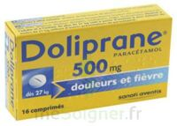 DOLIPRANE 500 mg Comprimés 2plq/8 (16) à RUMILLY