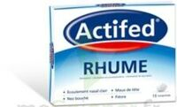 ACTIFED RHUME, comprimé à RUMILLY