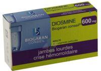 Diosmine Biogaran Conseil 600 Mg, Comprimé Pelliculé à RUMILLY