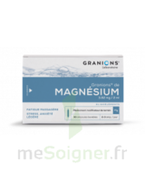 GRANIONS DE MAGNESIUM 3,82 mg/2 ml S buv 30Amp/2ml à RUMILLY