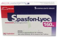 SPASFON LYOC 160 mg, lyophilisat oral à RUMILLY