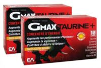 Gmax-taurine+ Solution Buvable 2b/30 Ampoules/2ml à RUMILLY