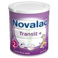 NOVALAC TRANSIT + 2 Lait en poudre 2ème âge B/800g à RUMILLY