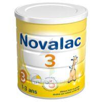 Novalac 3 Croissance lait en poudre 800g à RUMILLY