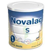 NOVALAC S 1 Lait en poudre satiétant 1er âge B/800g à RUMILLY
