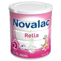 Novalac Realia 2 Lait en poudre 800g à RUMILLY