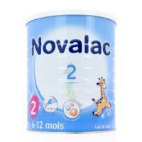 Novalac 2 Lait en poudre 800g à RUMILLY