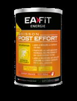 Eafit Energie Poudre pour boisson orange post-effort Pot/457g à RUMILLY