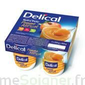DELICAL NUTRA'POTE DESSERT AUX FRUITS, 200 g x 4 à RUMILLY