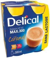 DELICAL MAX 300 SANS LACTOSE, 300 ml x 4 à RUMILLY