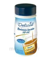 DELICAL BOISSON LACTEE HP HC, 200 ml x 4 à RUMILLY