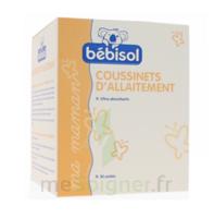 Bébisol Coussinets d'allaitement jetables ultra-absorbants / Boîte de 30 à RUMILLY