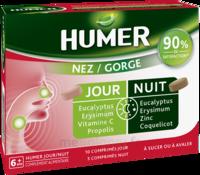 Humer Nez/gorge Jour&nuit 15 Comprimés à RUMILLY