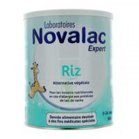NOVALAC EXPERT RIZ Lait en poudre 0-36mois B/800g à RUMILLY