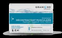 Granions Décontractant musculaire Solution buvable 2B/30 Ampoules/2ml à RUMILLY