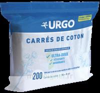 Urgo Carrés de Coton 8x10cm Non Stérile B/200 à RUMILLY