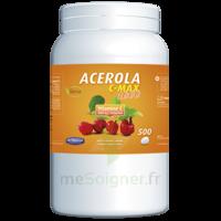 Orthonat Nutrition - Acerola C-MAX 1000 - 500 comprimés à RUMILLY