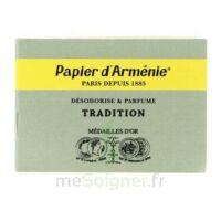 Papier D'arménie Traditionnel Feuille Triple à RUMILLY