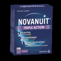 NOVANUIT Triple action Gélules B/30 à RUMILLY