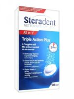 STERADENT TRIPLE ACTION, tube 30, bt 3 à RUMILLY