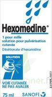 HEXOMEDINE 1 POUR MILLE, solution pour pulvérisation cutanée en flacon pressurisé à RUMILLY