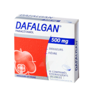 DAFALGAN 500 mg Comprimés effervescents sécables Film/16 à RUMILLY