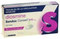 Diosmine Sandoz Conseil 600 Mg, Comprimé Pelliculé à RUMILLY