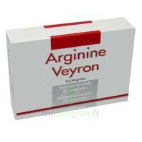ARGININE VEYRON, solution buvable en ampoule à RUMILLY