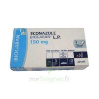 Econazole Biogaran L.p. 150 Mg, Ovule à Libération Prolongée à RUMILLY