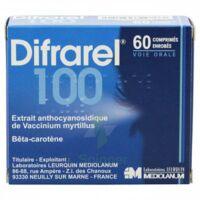DIFRAREL 100 mg, comprimé enrobé 6Plq/10 à RUMILLY