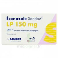 ECONAZOLE SANDOZ L.P. 150 mg, ovule à libération prolongée à RUMILLY