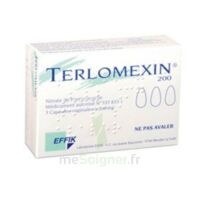 Terlomexin 200 Mg, Capsule Molle Vaginale à RUMILLY