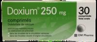 DOXIUM 250 mg, comprimé à RUMILLY