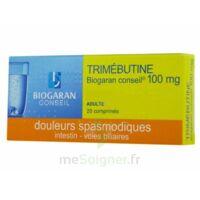 TRIMEBUTINE BIOGARAN CONSEIL 100 mg, comprimé à RUMILLY