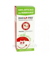 Duo LP-Pro Lotion radicale poux et lentes 150ml à RUMILLY