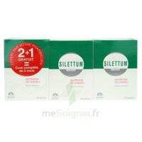 Silettum Nutrition Du Cheveu 60 X2 + 60 Offertes à RUMILLY