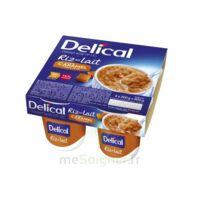 DELICAL RIZ AU LAIT Nutriment caramel pointe de sel 4Pots/200g à RUMILLY