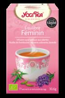 Yogi Tea Equilibre Feminin à RUMILLY
