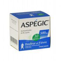 ASPEGIC 500 mg, poudre pour solution buvable en sachet-dose 30