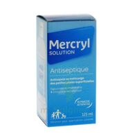 Mercryl, Solution Pour Application Cutanée à RUMILLY