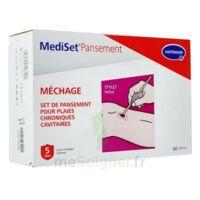 MediSet® set de pansement Plaie Chronique Méchage - Boîte de 5 soins à RUMILLY